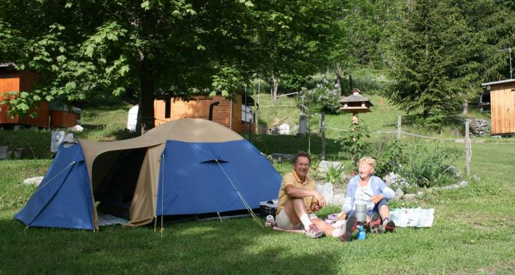 Le camping